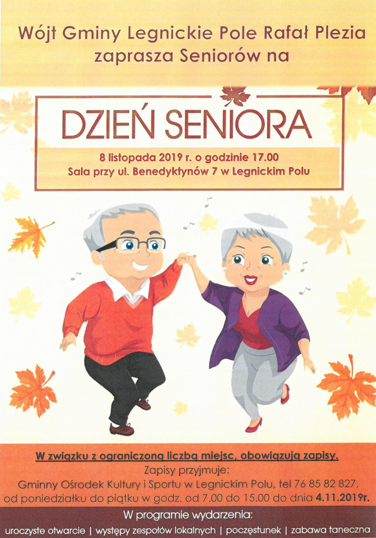 Spotkanie z okazji Dnia Seniora